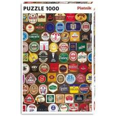 Пъзел Piatnik от 1000 части - Поставки за бира