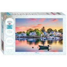 Step Puzzle 1000 -  New Hampshire, Portsmouth