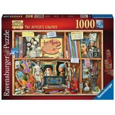 Ravensburger 1000 - The artist's office