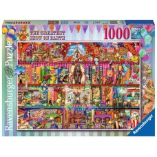 Ravensburger 1000 - The greatest show on Earth
