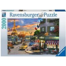 Ravensburger 2000 - Romantic evening in Paris