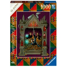 Ravensburger 1000 - Harry Potter and the Deathly Hallows II