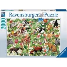Ravensburger 2000 - The jungle