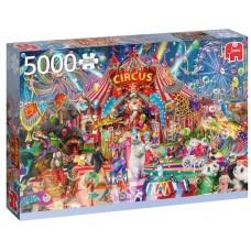 Jumbo 5000 - Evening at the circus