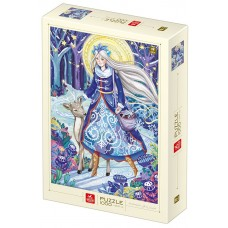 Deico Games 1000 - A fairy tale in the forest