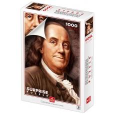 Deico Games 1000 - Benjamin Franklin
