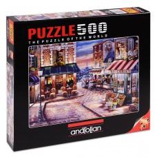 Puzzle Anatolian 500 - Meeting Room, John O'Brien
