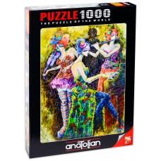 Anatolian 1000  - Color Trio