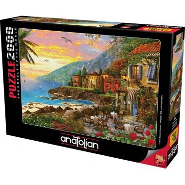 Anatolian 2000 - Sunset over the island, Dominique Davison