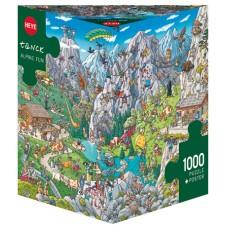 Heye 1000 - Alpine Fun, Birgit Tank