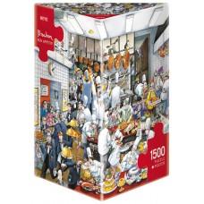 Heye 1500 - Bon Apetit !, Roger Blasson