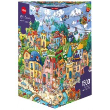 Heye 1500 - Happy Town, Rita Berman