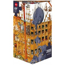 Heye 2000 - Noah's Ark, Jean-Jacques Lup