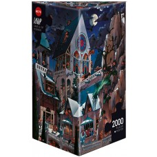 Heye 2000 - The Castle of Horror, Jean-Jacques Lup