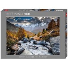 Heye 1000 - Mountain Stream, Alexander von Humboldt
