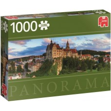 Jumbo 1000 -  Castle Zigmaringen, Germany, - Panoramic puzzle