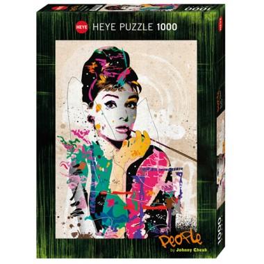 Heye 1000 - Audrey, Johnny Ciehe