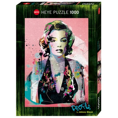 Heye 1000 - Marilyn, Johnny Ciehe