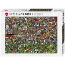 Heye 3000 - History of football