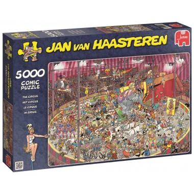 Jumbo 5000 - Circus, Jan van Haasteren