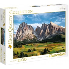 Clementoni  1000  -  Coronation of the Alps, Stefan Hefele