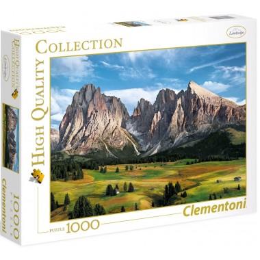 Clementoni  1000  -  Coronation of the Alps, Stefan Hefele