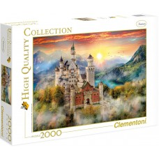 Clementoni 2000 - Neuschwanstein Castle, Germany