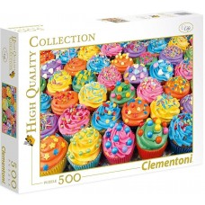 Clementoni 500 - Colorful cakes