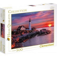 Clementoni 500 - Lighthouse in Portland