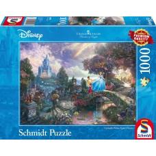 Schmidt 1000 - Cinderella and her dream, Thomas Kincaid