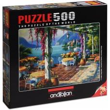 Puzzle Anatolian 500 - Gracinic Terrace, Sung Kim