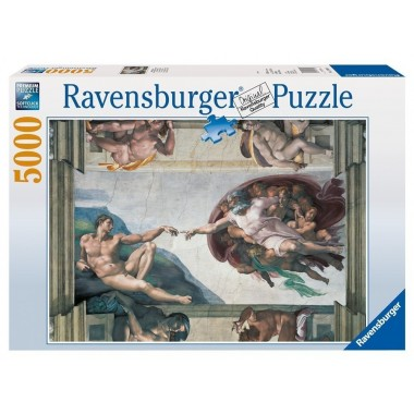 Ravensburger 5000 - The Creation of Adam