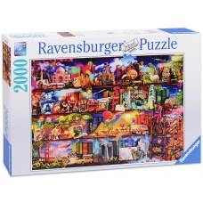 Ravensburger 2000 - The world of books