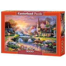Castorland 3000 - Beautiful scenery