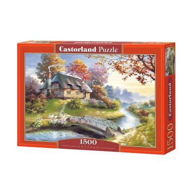 Castorland 1500 - House