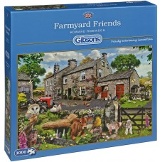 Gibsons 1000 - Farm Friends, Howard Robinson