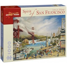 Pomegranate 1000 - Life in San Francisco, Larry Wilson