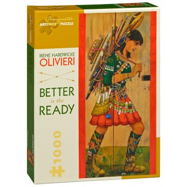 Pomegranate 1000 - Better ready, Iren Olivier