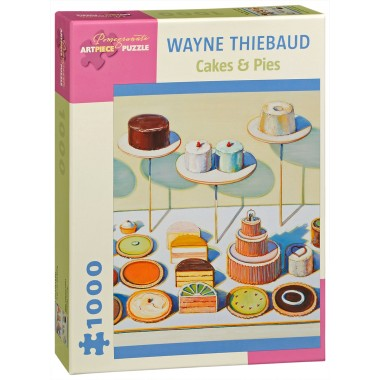Pomegranate 1000 - Cakes and pies, Wayne Tibo