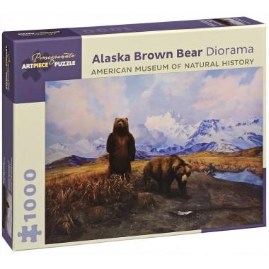 Pomegranate 1000 - Brown bear in Alaska, Siri Shilios