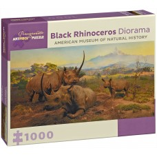 Pomegranate 1000 - Black Rhinoceros