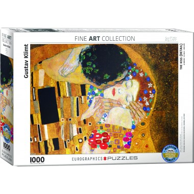 Eurographics 1000 - The Kiss, Gustav Klimt