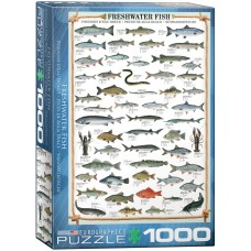Eurographics 1000 - Freshwater Fish