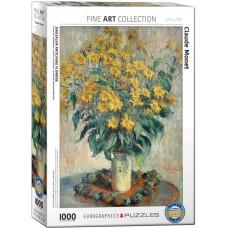 Eurographics 1000 - Jerusalem artichoke, Claude Monet