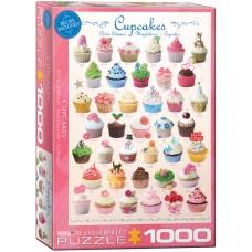 Eurographics 1000 - Cupcakes