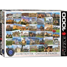 Eurographics 1000 - Castles and palaces traveler around the world