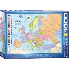 Eurographics 1000 - Map of Europe