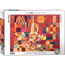 Eurographics 1000 - Castle and Sun, Paul Klee