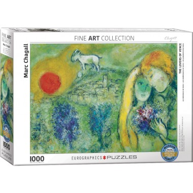 Eurographics 1000 - Vance Lovers, Mark Chagall