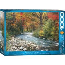 Eurographics 1000 - Forest stream